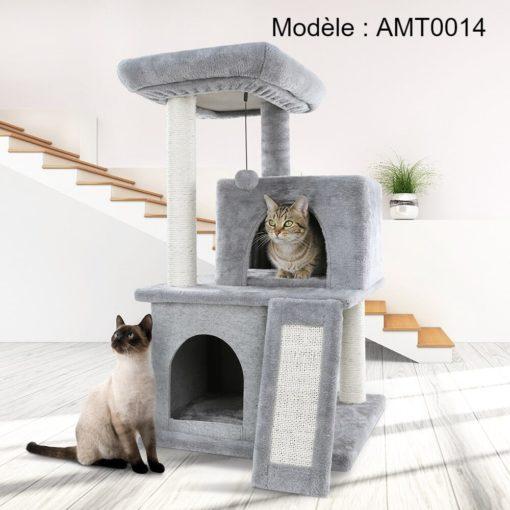 Arbre à chat - Modèle AMT0014