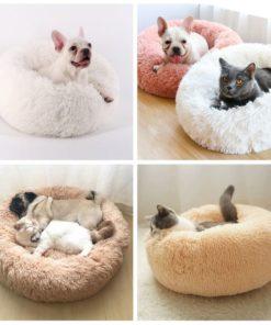 Panier anti stress pour chiens et chats