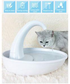 Fontaine à eau filtrante pour chiens et chats