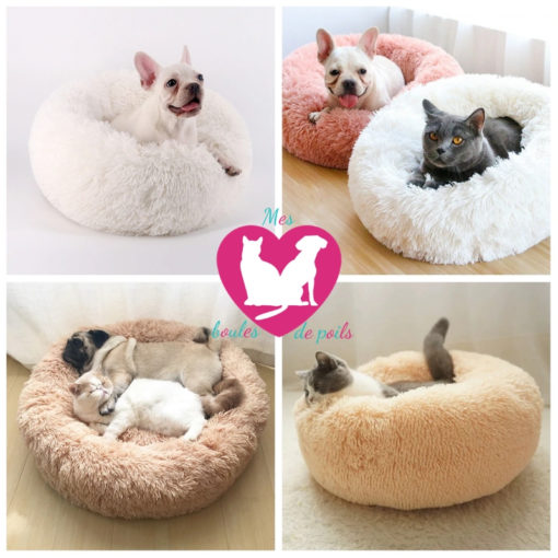 Coussin apaisant pour chat et chien