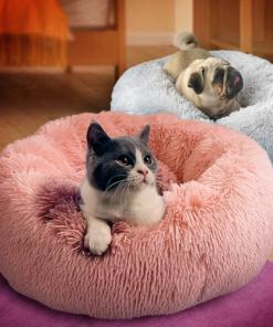 Coussin apaisant pour chiens et chats